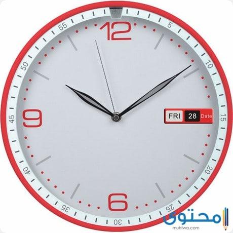 الساعة في المنام