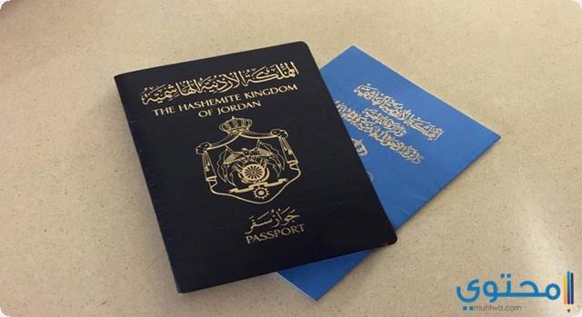 رؤية جواز السفر