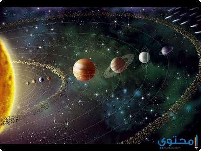 تفسير رؤية الكواكب في المنام