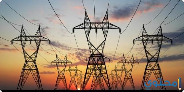الكهرباء في المنام