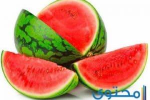 تفسير البطيخ في المنام