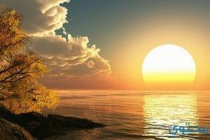 تفسير رؤية شروق الشمس في المنام