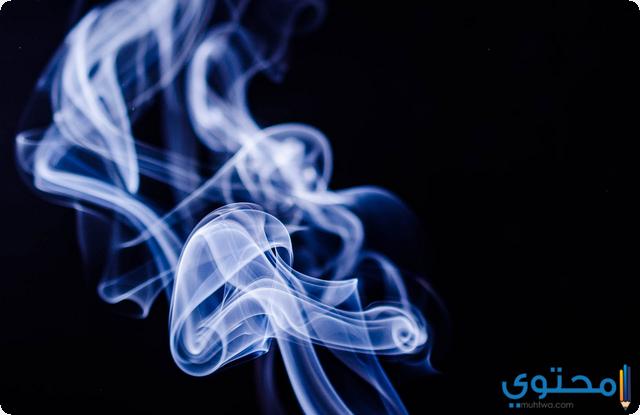 الدخان في المنام