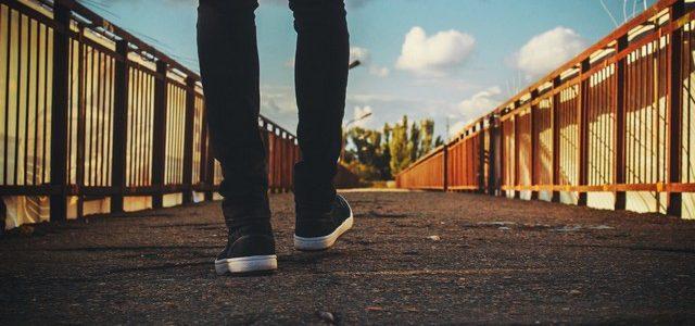 معني رؤية المشي في المنام