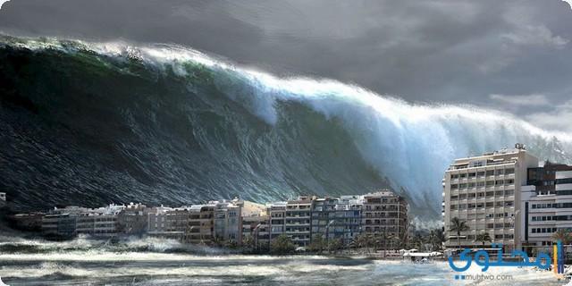 الطوفان في المنام