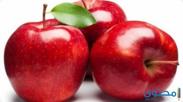 تفسير رؤية التفاح في المنام موقع محتوى