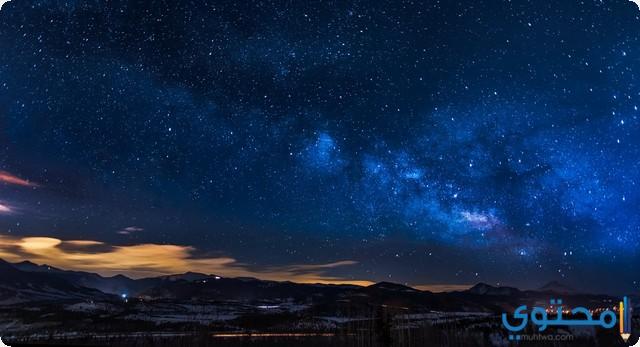 النجوم في المنام