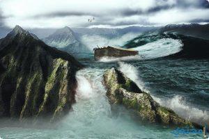 تفسير حلم الفيضان في الحلم لابن سيرين
