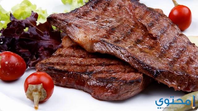 تفسير رؤية اللحم المشوي في المنام موقع محتوى