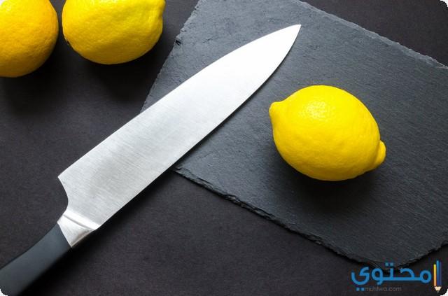 رؤية السكين في المنام