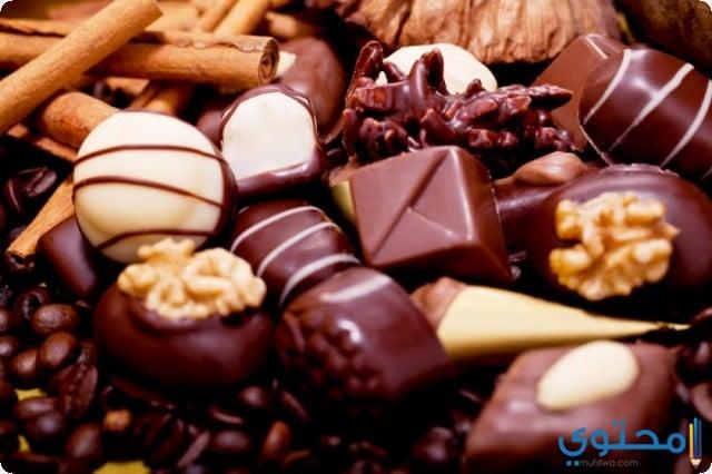 الشيكولاتة في المنام