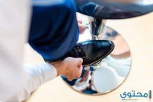 تفسير ارتداء الحذاء في المنام