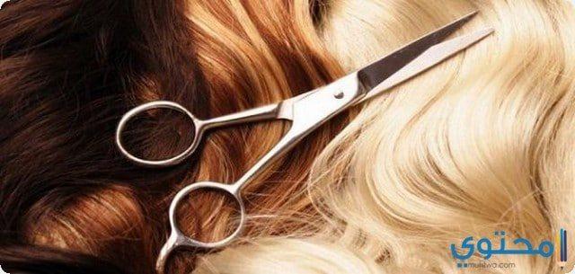 رؤية حلم المراة بلا شعر