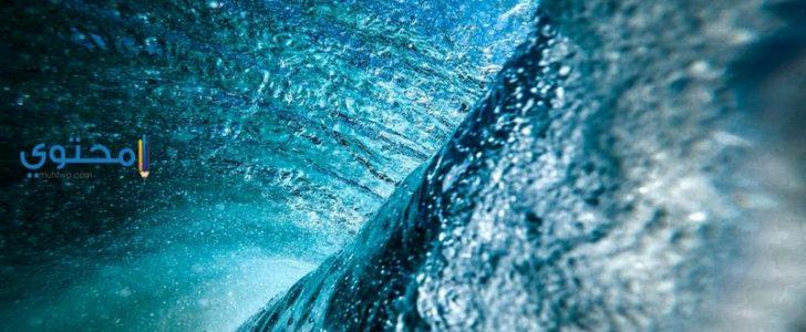 تفسير رؤية الماء وشربه والمشى عليه