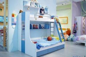 ديكورات غرف نوم اطفال حديثة 2018