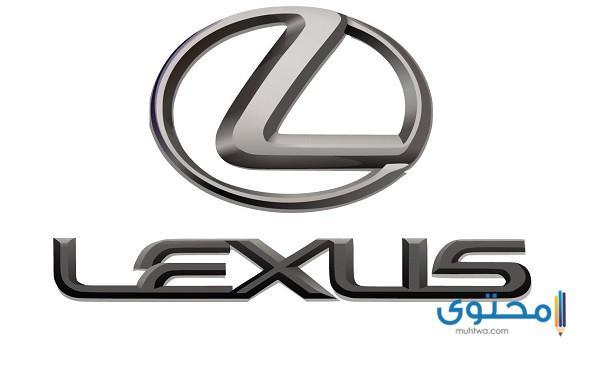 شعار سيارة لكزس