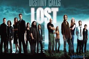 قصة مسلسل الضياع  Lost