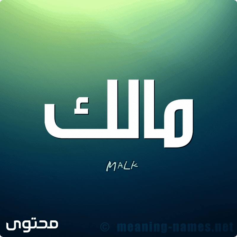 اسم مالك