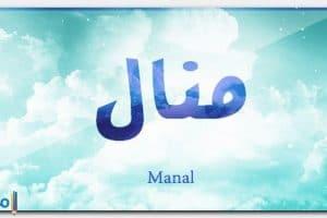 معنى اسم منال Manal بالتفصيل