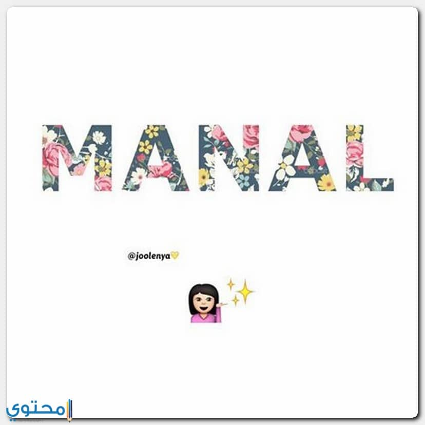 معنى اسم Manal