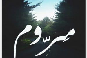 معنى اسم مروم Marum بالتفصيل