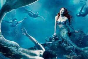 حقيقة وجود عروس البحر (حوريه البحر)