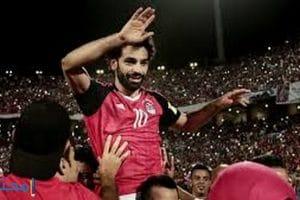 مجموعة مصر في كأس العالم 2018