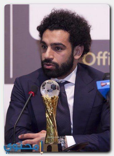 ارقام وجوائز محمد صلاح 2019