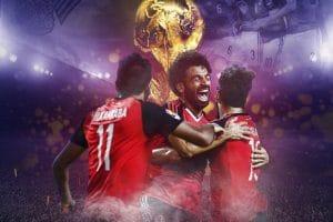 مواعيد مباريات مصر في كأس العالم 2018