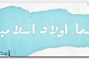 اسماء اولاد اسلامية ذكرت في القران الكريم