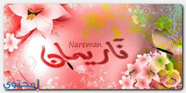 اصل اسم ناريمان