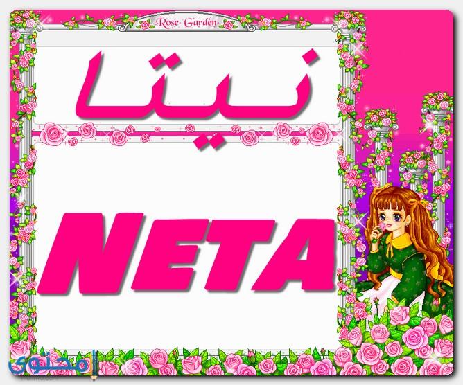 هل اسم نيتا حرام