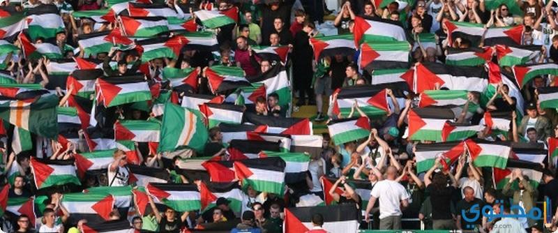 أغلفة وصور منتخب فلسطين