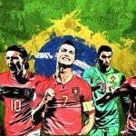 صور وأغلفة منتخب البرتغال 2018