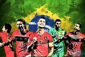صور وأغلفة منتخب البرتغال 2019