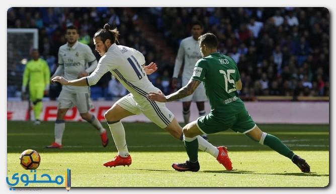 موعد مباراة ليجانيس وريال مدريد في الدوري الإسباني