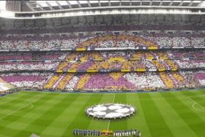 صور جماهير ريال مدريد 2019 للفيس وتويتر