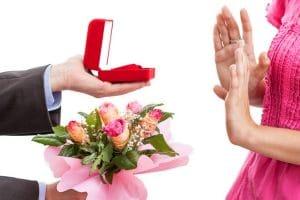 تفسير رؤية رفض الزواج والخطوبة فى المنام