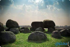 تفسير حلم الصخور