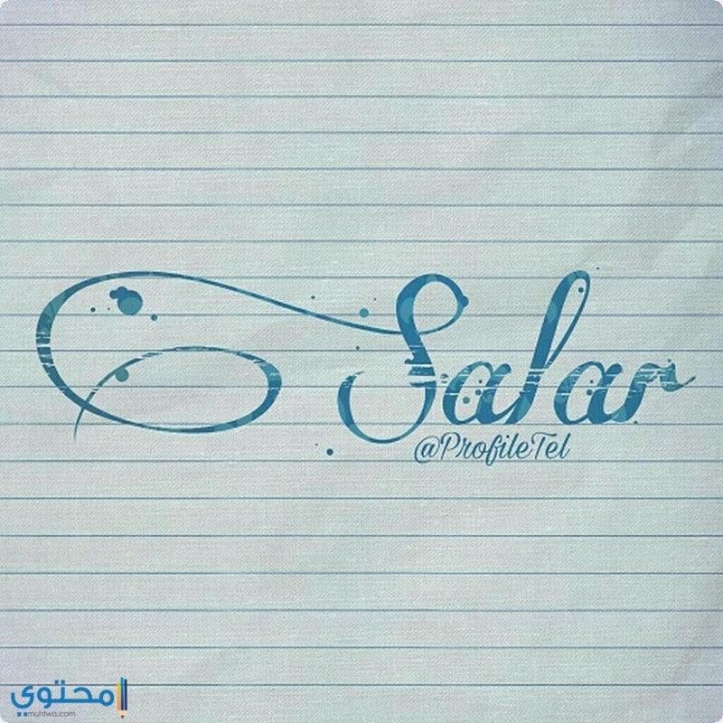معنى اسم سالار بالتفصيل