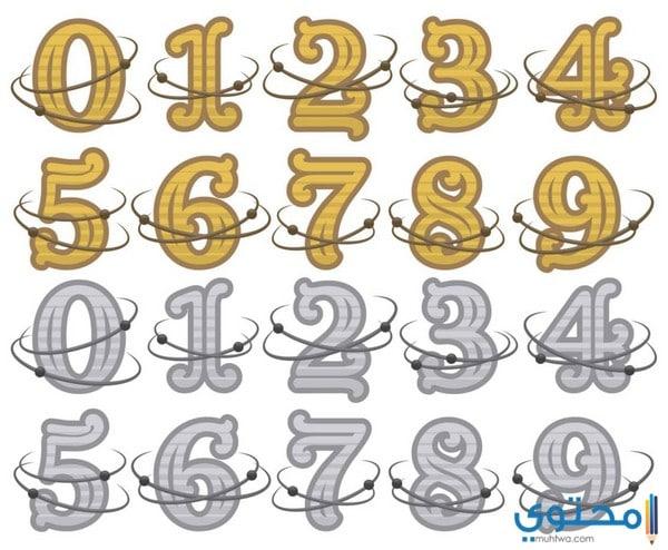 أمثلة على حساب رقم مسار الحياة طبقاً لتاريخ الميلاد