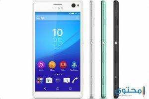 سعر ومواصفات Sony Xperia C4