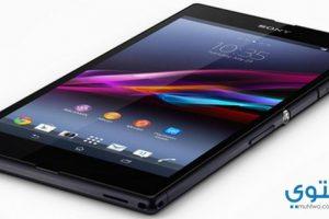 سعر ومواصفات Sony Xperia Z Ultra