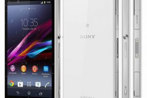 سعر ومواصفات Sony Xperia Z1 Compact