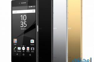 سعر ومواصفات Sony Xperia Z5 Premium