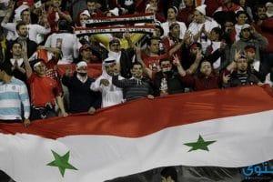 أغلفة وصور منتخب سوريا للفيس بوك