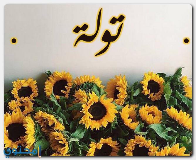 اسم تولة في الإسلام