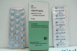 تربتيزول Tryptizole أقراص مضاد للاكتئاب
