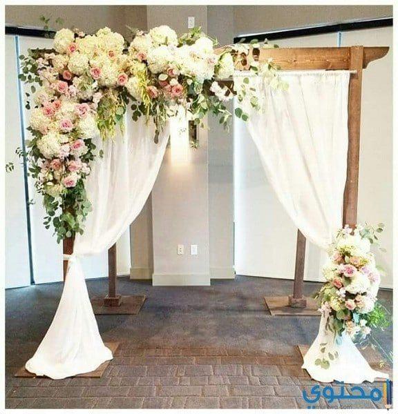 Vintage Wedding Altar Decorations: تصاميم كوش الافراح
