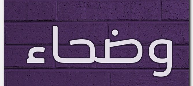 معنى اسم وضحاء Wadhaa بالتفصيل